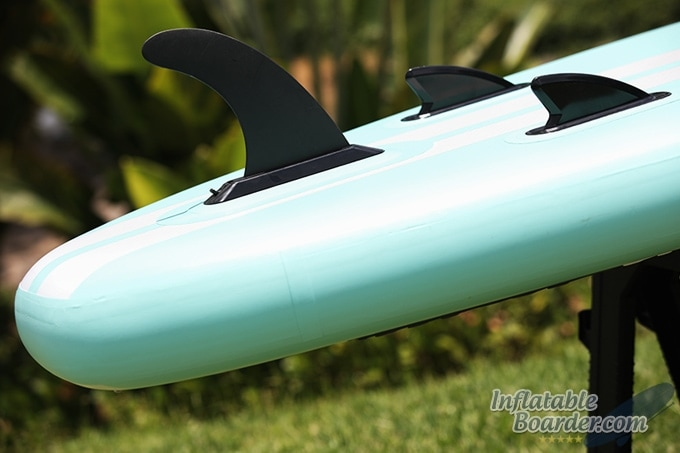 iROCKER ALL-AROUND 11' Fin Configuration