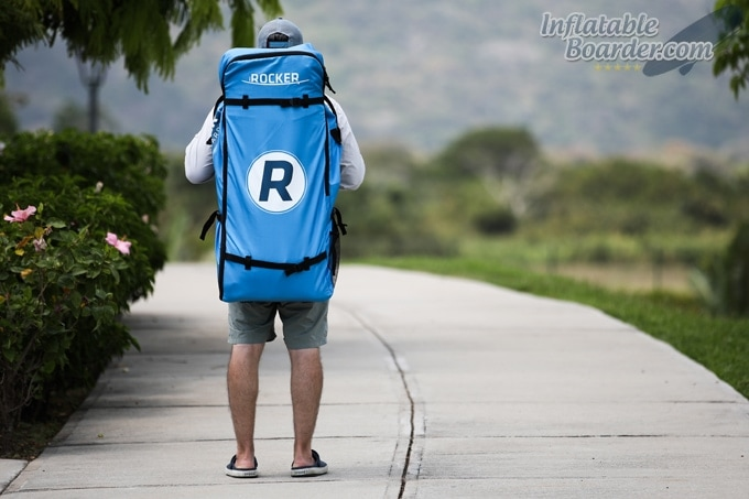 iROCKER ALL-AROUND 11' SUP Backpack