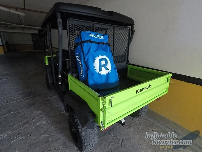 iRocker Backpack in ATV