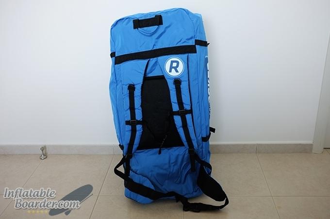 iRocker Backpack Back