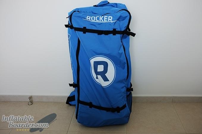 iRocker Backpack Front