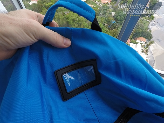 iRocker Backpack Luggage Tag