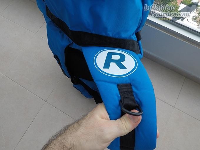 iRocker Backpack Shoulder Straps