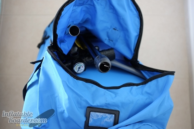 iRocker Backpack Top