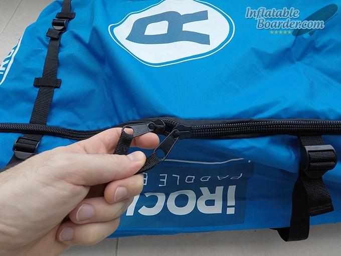 iRocker Backpack Zippers
