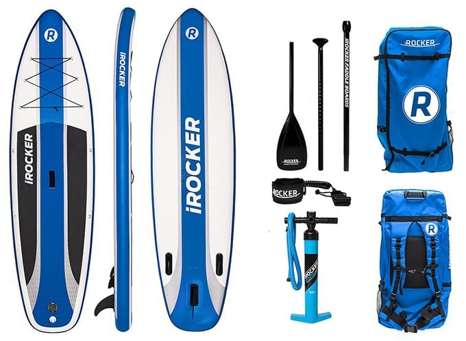 iRocker CRUISER SUP Accessories