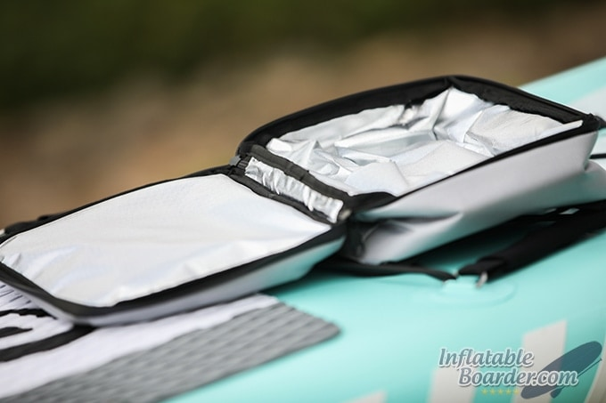 iROCKER Deck Bag Interior