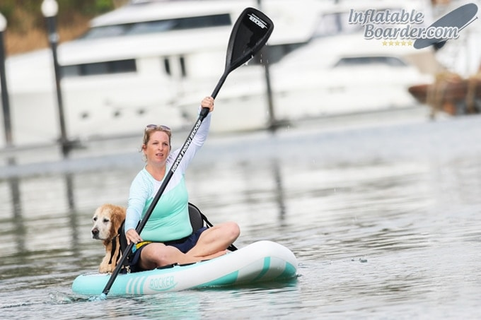 iROCKER Kayak Seat Bundle