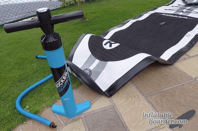 iRocker Paddle Board Pump