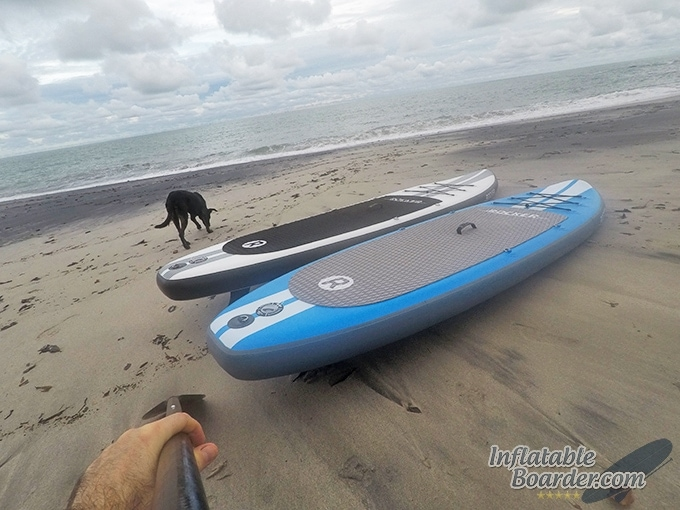 iRocker Paddle Boards