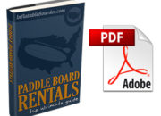 Paddle Board Rental Guide