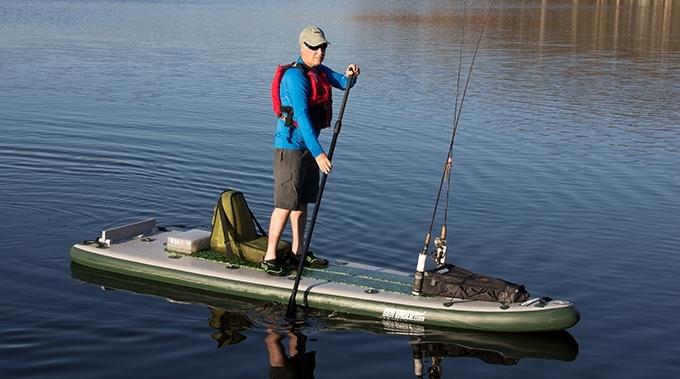 Sea Eagle FS126 Fishing SUP