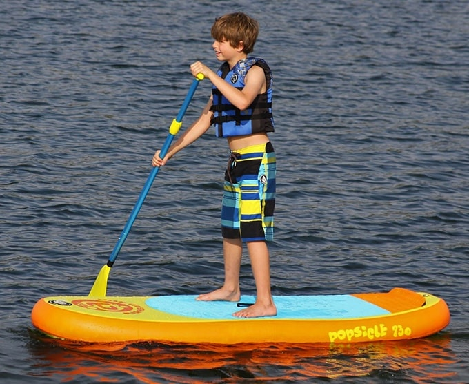 Best Paddle Board for Kids