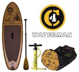 C4 Waterman Disney Moana Kids Paddle Board