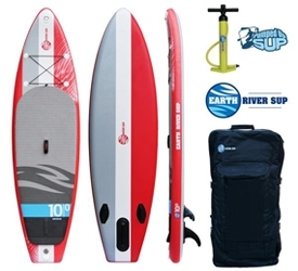 Earth River SUP 10-0 V-II CODE RED