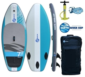 Earth River SUP 7-2 V-II G-ROCKER