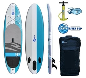 Earth River SUP 9-6 V-II