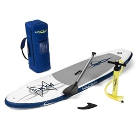 Lucky Bums 7' Child Paddle Board