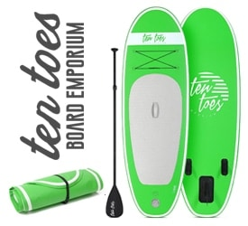 Ten Toes Nano Youth SUP Board