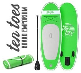 Ten Toes Nano Youth SUP Board