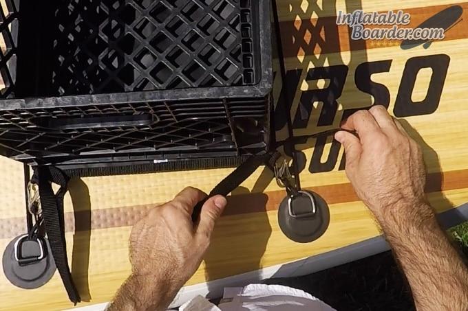 Paddle Board Milk Crate