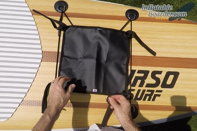 supPOCKET Crate Pad Accessory