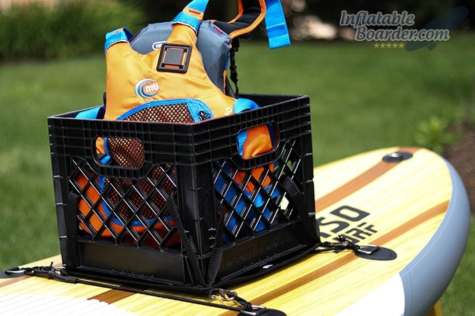 supPOCKET Crate Pad