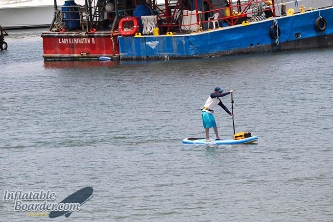 10-7 SKYLAKE Inflatable SUP