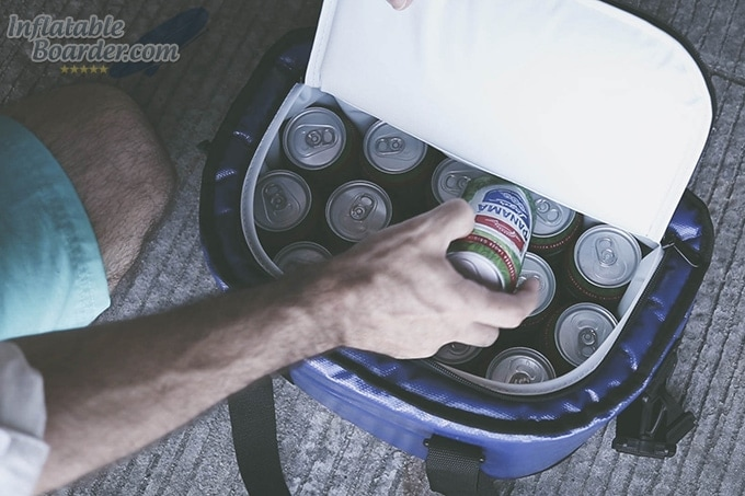 AO Coolers SUP Cooler with 15 Cans