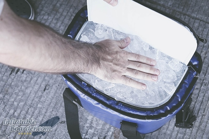AO Coolers SUP Cooler with Ice