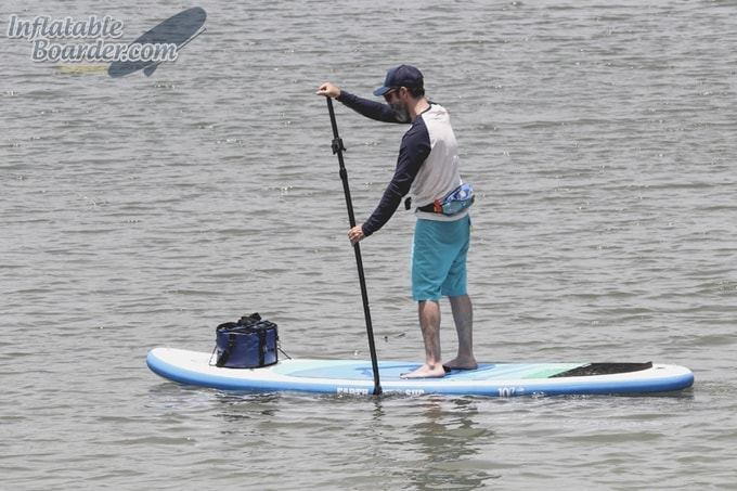 AO Coolers SUP Cooler Performance