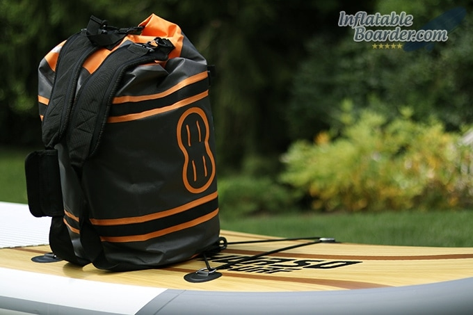 Aquapac 40L Upano Backpack Straps