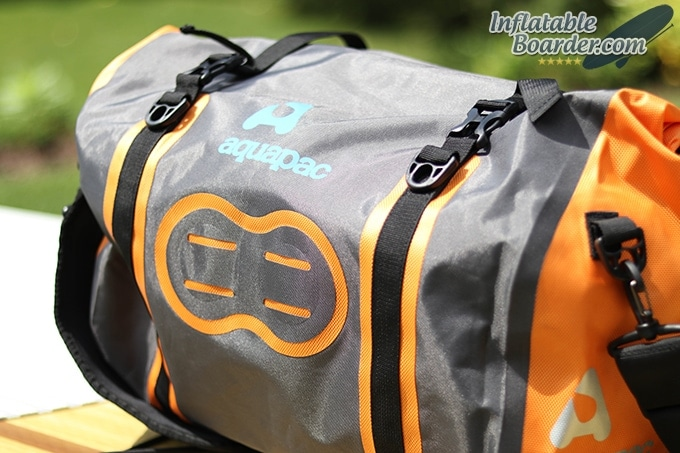 Aquapac Upano Duffel Bag Attachment Points