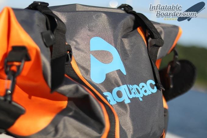 Aquapac Upano Duffel Compression Straps