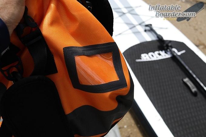 Aquapac Upano Luggage ID Window