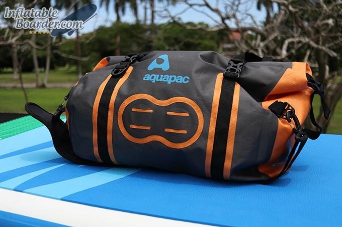 Aquapac Upano Waterproof Bag Construction