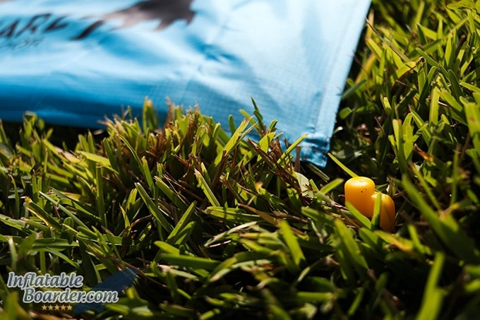 Bearz Outdoor Pocket Blanket Stake
