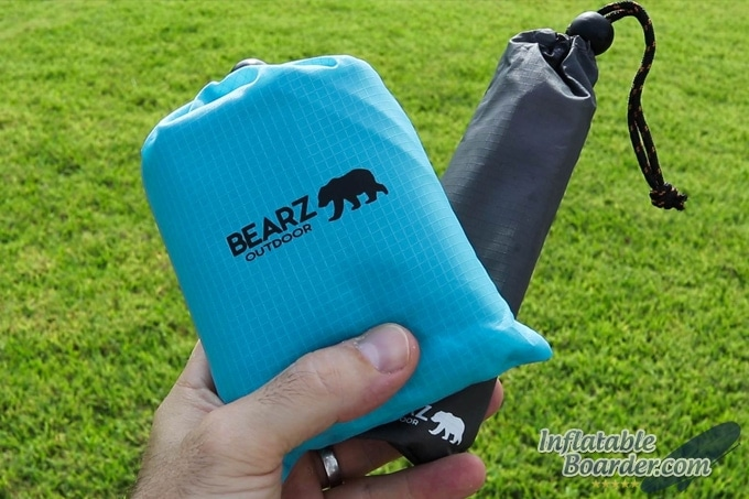 Bearz Outdoor Pocket Blanket