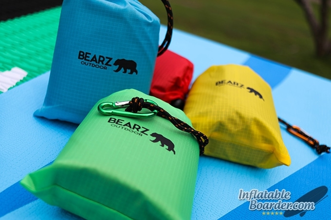 Bearz Outdoor Waterproof Blanket Colors
