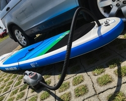 Earth River SUP 12V DC Electric Pump Review
