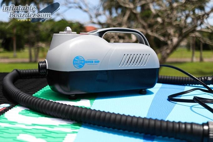 Earth River SUP 12V DC Electric Pump