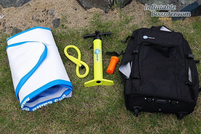 Earth River SUP Accessories