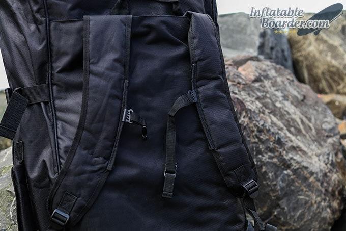 Earth River SUP Backpack Shoulder Straps