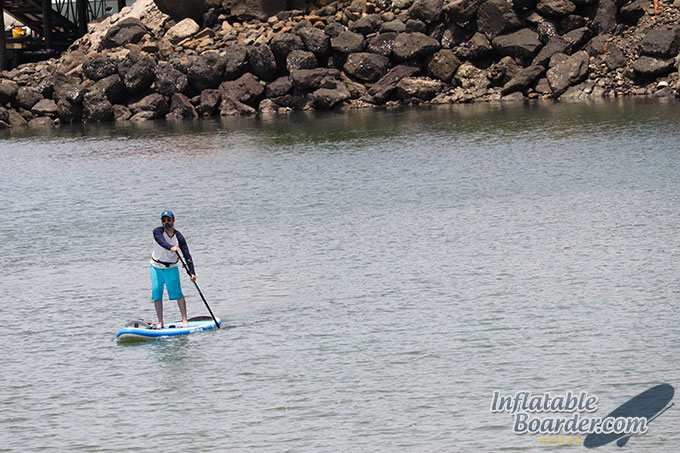Earth River SUP Paddle Board