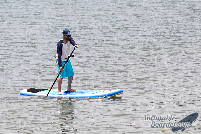 Earth River SUP SKYLAKE Review