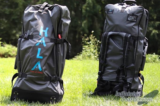 Hala Backcountry Rolling Backpack