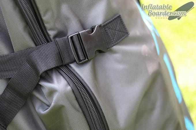 Hala Bag Compression Straps