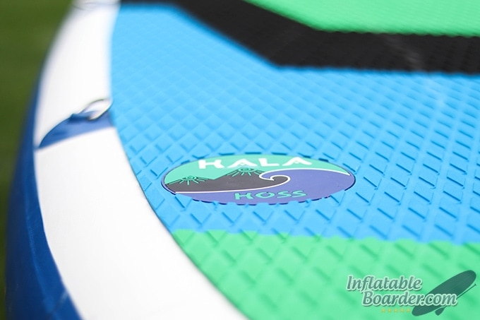 Hala Carbon Hoss Traction Pad