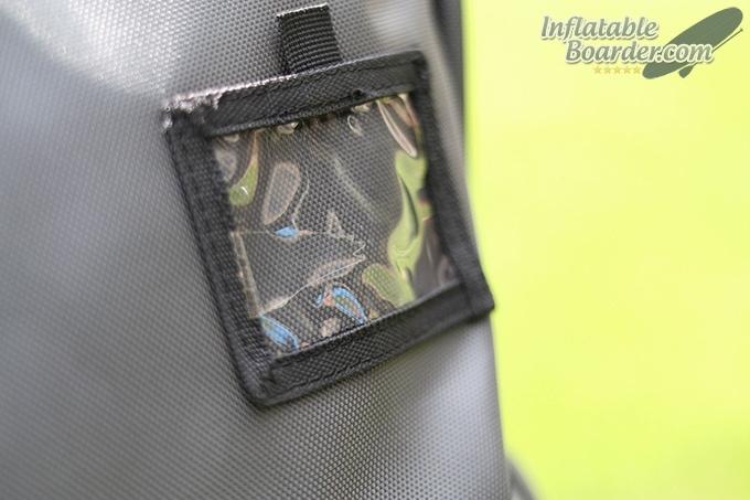 Hala SUP Backpack Luggage ID