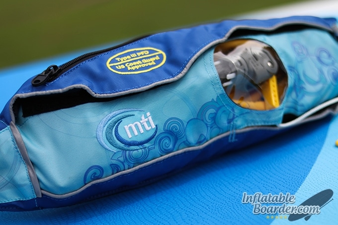 MTI Adventurewear Fluid 2.0 SUP PFD Belt